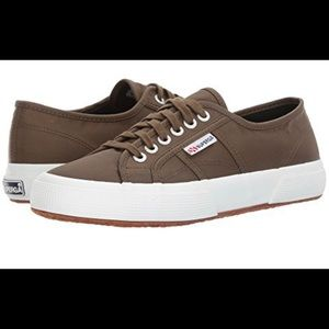 Superga Military Nylon Sneaker Size 9/40 NWB